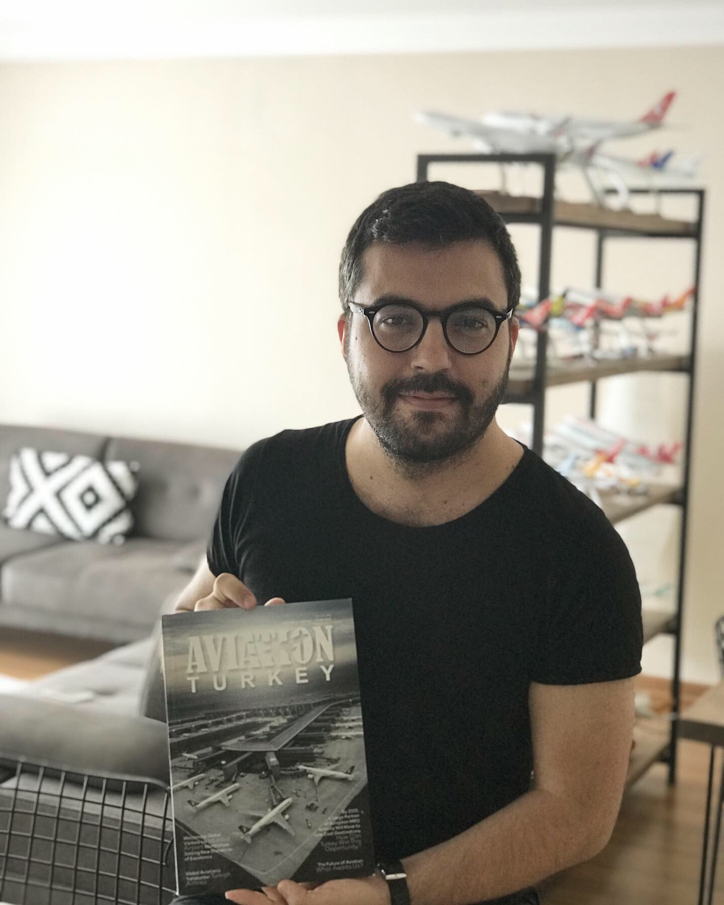 Aviation Turkey Dergisi Yayında