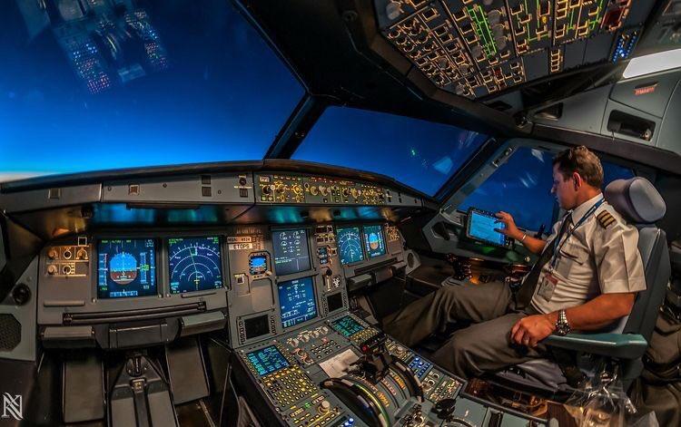 Pilotlar Kaç Yaşına Kadar Çalışabilir?